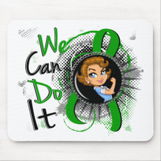 Mental Health Rosie Cartoon WCDI.png Mouse Pad