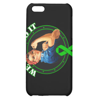 Mental Health - Rosie The Riveter - We Can Do It Cover For iPhone 5C