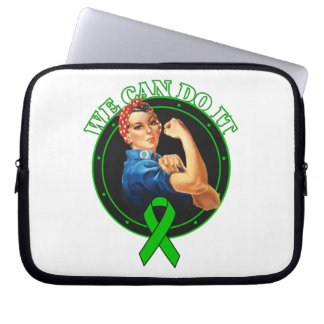 Mental Health - Rosie The Riveter - We Can Do It Laptop Computer Sleeve