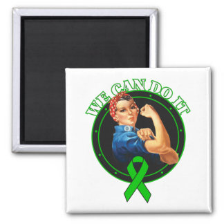 Mental Health - Rosie The Riveter - We Can Do It Magnets