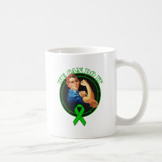 Mental Health - Rosie The Riveter - We Can Do It Coffee Mugs