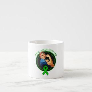 Mental Health - Rosie The Riveter - We Can Do It Espresso Mug