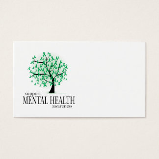 Mental Health Tree Business Card