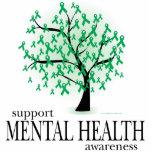 Mental Health Tree Photo Sculptures