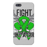 Mental Health Ultra Fight Like A Girl iPhone 5 Cover