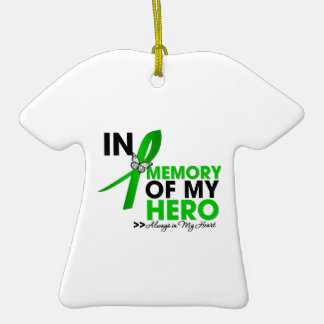 Mental Heath Tribute In Memory of My Hero Christmas Ornaments