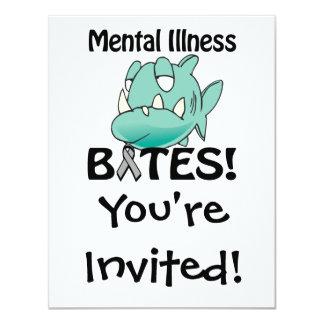 Mental Illness BITES (gray) Card