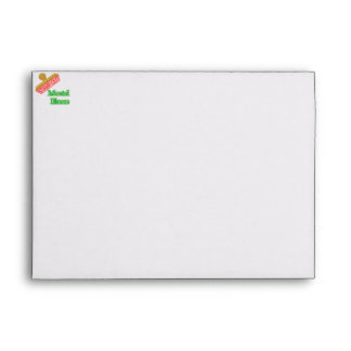 Mental Illness Green Envelopes