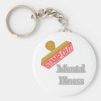 Mental Illness Keychain