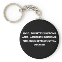 mental issues keychain