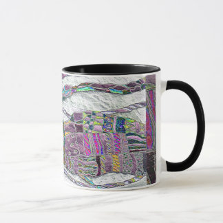 Mental Map:  Threads Mug