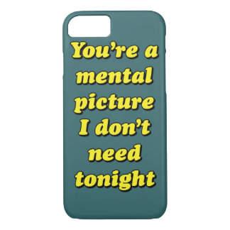 MENTAL PICTURE iPhone 8/7 CASE