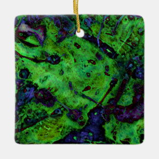 Mental Slush Ceramic Ornament