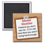 Mental Vacation Magnets