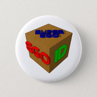 MentalBlock Pinback Button