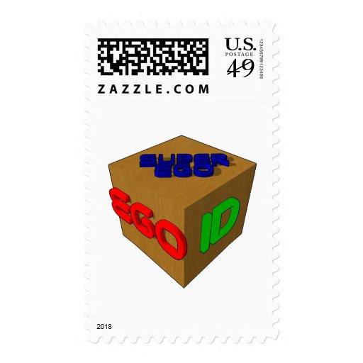 MentalBlock Stamp