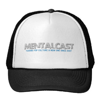 MentalCast Tearing Pop Culture a New One Hats