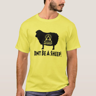 Mentalidad de la manada - no sea una camiseta de