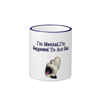 Mentalist Coffee Mug