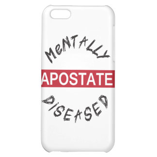 Mentall-Diseased png iPhone 5C Case