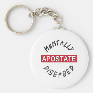 Mentall-Diseased.png Keychain