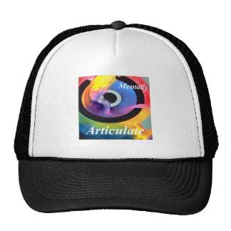 Mentalmente articulado 1 gorras de camionero