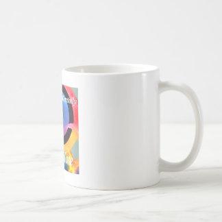Mentalmente articulado 1 tazas de café