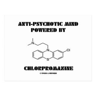 Mente antipsicótica accionada por la clorpromacina postales