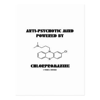 Mente antipsicótica accionada por la clorpromacina postal