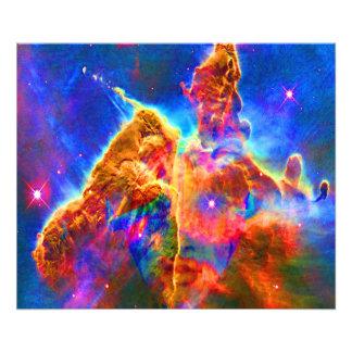 Mente cósmica fotografía