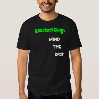 Mente de Dubstep la camiseta del descenso Polera