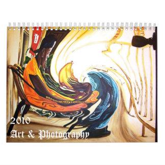 Mente de Tamberine, 2010Art Calendarios