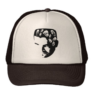 Mente del asesino gorras de camionero