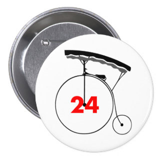 Mente-Lector 24 Pin Redondo 7 Cm