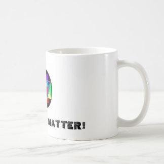 ¡MENTE SOBRE MATERIA! TAZA DE CAFÉ