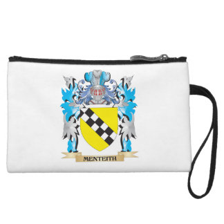 Menteith Coat of Arms - Family Crest Wristlet Clutches
