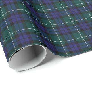 Menteith Scotland District Tartan Gift Wrap Paper