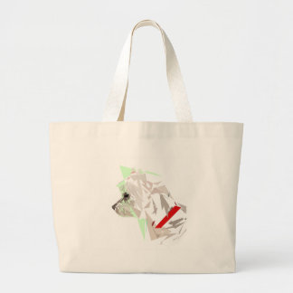 Menthéos Large Tote Bag