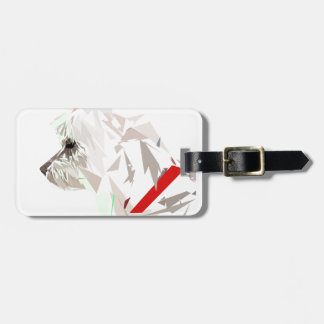 Menthéos Luggage Tag