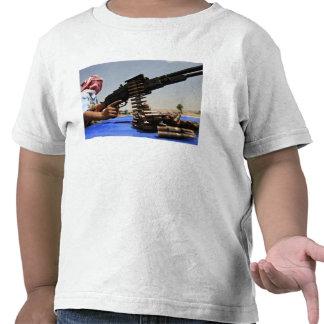 mentira de 762 rondas del milímetro en el camión camiseta