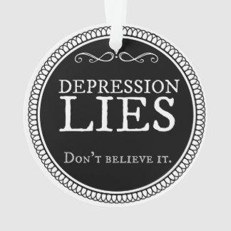 Mentiras de la depresión