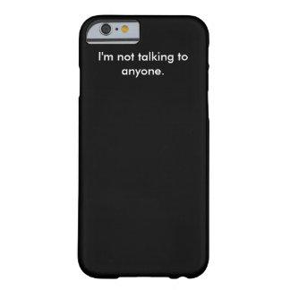 Mentiras Funda De iPhone 6 Barely There