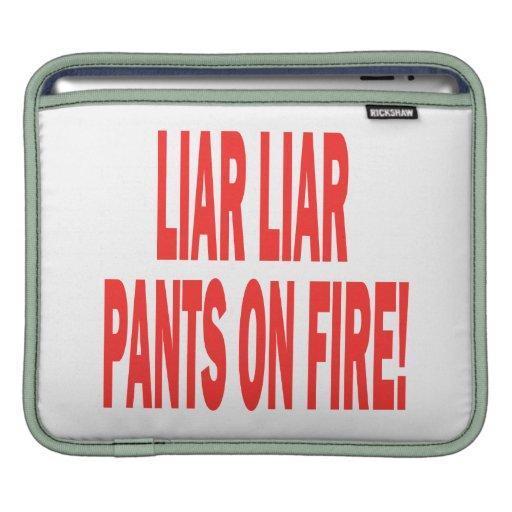 Mentiroso del mentiroso manga de iPad