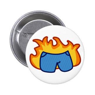 Mentiroso, mentiroso, pantalones en el fuego pins