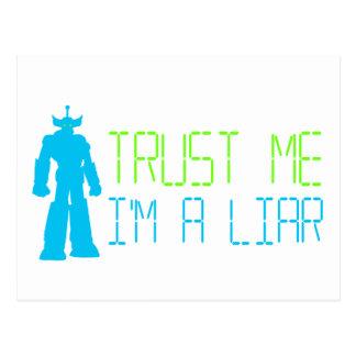 Mentiroso, mentiroso postal