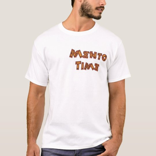 Mento Poster  T-Shirt