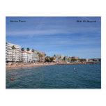 Menton, France, Photo Ola Berglund Post Cards