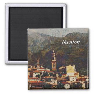 Menton, Provence magnet