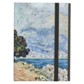 Menton Seen from Cap Martin by Claude Monet iPad Air Case