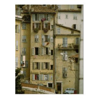 Menton, southern France Postcard